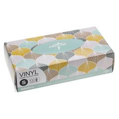 MEDHOME401H - MedlineDesigner Boxed Vinyl Exam Gloves
