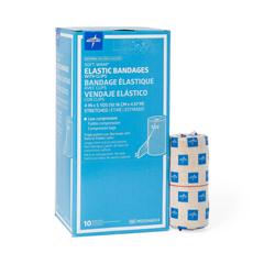 MEDMDS046004 - MedlineNon-Sterile Soft-Wrap Elastic Bandages