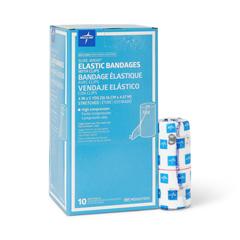 MEDMDS057004 - Medline - Non-Sterile Sure-Wrap Elastic Bandages