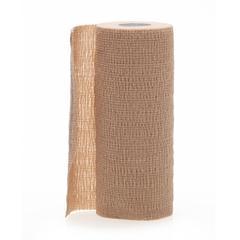 MEDMDS089006 - Medline - Bandage, Co-Flex LF2, Foam, Hand Tear, 6x5Yd