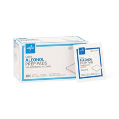 MEDMDS090670 - MedlineSterile Alcohol Prep Pads