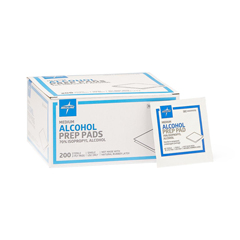 MEDMDS090735Z - MedlineSterile Alcohol Prep Pads