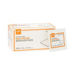 MEDMDS090780 - MedlinePad, Nail Polish Remover, 1M Cs