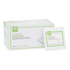 MEDMDS090855 - MedlineRemover, Adhesive, Tape, Pad, 1M Cs
