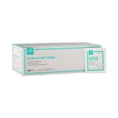MEDMDS094188 - Medline - Wash-Up Wet Wipes