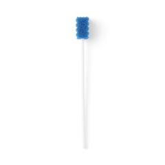MEDMDS096208 - Medline - DenTips Oral Swabsticks, Blue