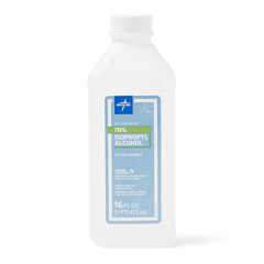 MEDMDS098003Z - MedlineAlcohol, Isopropyl, 1 Pint