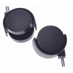 MEDMDS104015CL - MedlineOverbed Table Casters