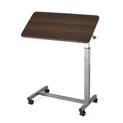 MEDMDS104950 - MedlineTilt Top H-Base Overbed Tables