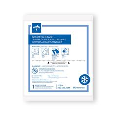MEDMDS137020 - MedlineStandard Cold Packs, Jr Size (case of 50 only)