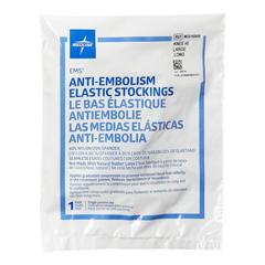MEDMDS160668H - MedlineEMS Knee Length Anti-Embolism Stockings