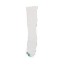 MEDMDS160684 - Medline - EMS Knee-High Anti-Embolism Stockings, White, X-Large, 12 PR/BX