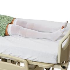 MEDMDS160694H - Medline - EMS Knee-High Anti-Embolism Stockings, White, XX-Large, 1/PR