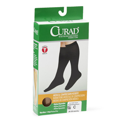 MEDMDS1702CTH - CuradCURAD Knee-High Compression Hosiery