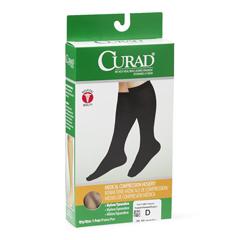 MEDMDS1702DTH - CuradCURAD Knee-High Compression Hosiery