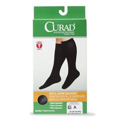 MEDMDS1703ABH - CuradCURAD Knee-High Compression Hosiery