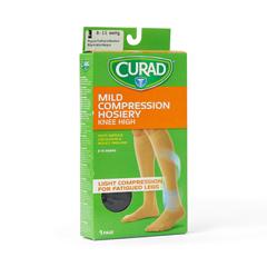 MEDMDS1713CBH - CuradCURAD Knee-High Compression Hosiery