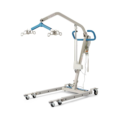 MEDMDS450EL - Medline - Powered Base Patient Lifts, 1/EA
