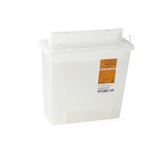 MEDMDS705154H - MedlineBiohazard Patient Room Sharps Containers