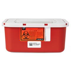 MEDMDS705201 - MedlineBiohazard Multipurpose Sharps Containers