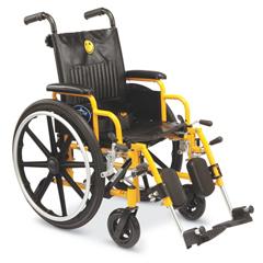 MEDMDS806140PEDE - MedlineKidz Pediatric Wheelchair