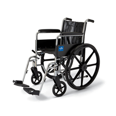 MEDMDS806150D - Medline2000 Excel Wheelchair (MDS806150D)