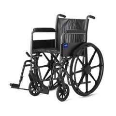 MEDMDS806150EV - MedlineK2 Basic Wheelchairs (MDS806150EV)