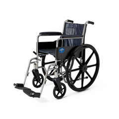 MEDMDS806150N - Medline2000 Excel Wheelchair