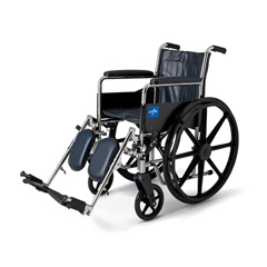 MEDMDS806200N - Medline2000 Excel Wheelchair (MDS806200N)