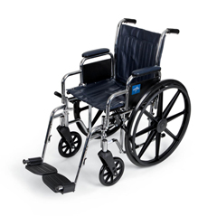MEDMDS806250N - Medline2000 Wheelchairs, 1/EA