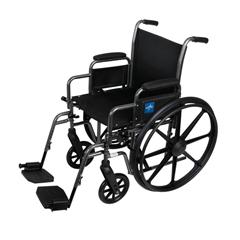 MEDMDS806250NEE - MedlineK1 Basic Wheelchairs, 1/EA