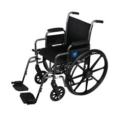 MEDMDS806250NEV - MedlineK2 Basic Wheelchairs