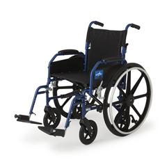 MEDMDS806250NH2 - MedlineHybrid 2 Transport Wheelchair