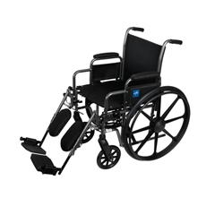 MEDMDS806300NEE - MedlineK1 Basic Wheelchair (MDS806300NEE)