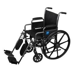 MEDMDS806650NE - MedlineK3 Basic Lightweight Wheelchairs