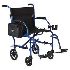 MEDMDS808200F2B - MedlineFreedom 2 Transport Chairs