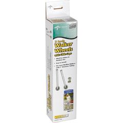 MEDMDS86615W - Medline - Replacement Walker Casters, 3