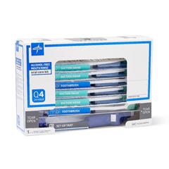 MEDMDS876804A - Medline - 24-Hour Oral Care Kits