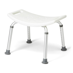 MEDMDS89740A - MedlineAluminum Bath Benches without Back