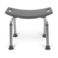 MEDMDS89740RW - MedlineAluminum Bath Benches without Back