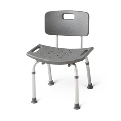 MEDMDS89745R - MedlineBench, Bath, with Back, Retail Pack, 2 Cs
