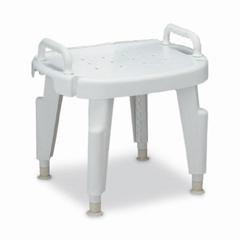 MEDMDS89750R - MedlineBench, Bath, with Arm, No Back, Composite, 2 Cs