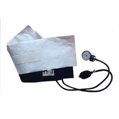 MEDMDS9159 - MedlineCover, Cuff, Blood Pressure, Tyvek, Disposable, Large Adult