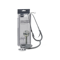 MEDMDS926102 - Medline - Single-Head Stethoscope
