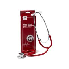 MEDMDS926206 - MedlineDual-Head Stethoscope