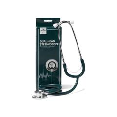 MEDMDS926207 - MedlineDual-Head Stethoscope