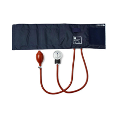 MEDMDS9380LF - MedlineNeoprene Handheld Aneroid