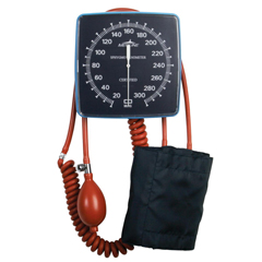 MEDMDS9400LF - MedlineLatex-Free Wall Mount Aneroid Blood Pressure Monitor