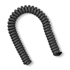 MEDMDS9473 - Medline - Sphygmomanometer Coil Tubing with Connectors