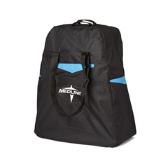 MEDMDSCHAIRCASE - MedlineUltralight Transport Chair Carrying Case - Black